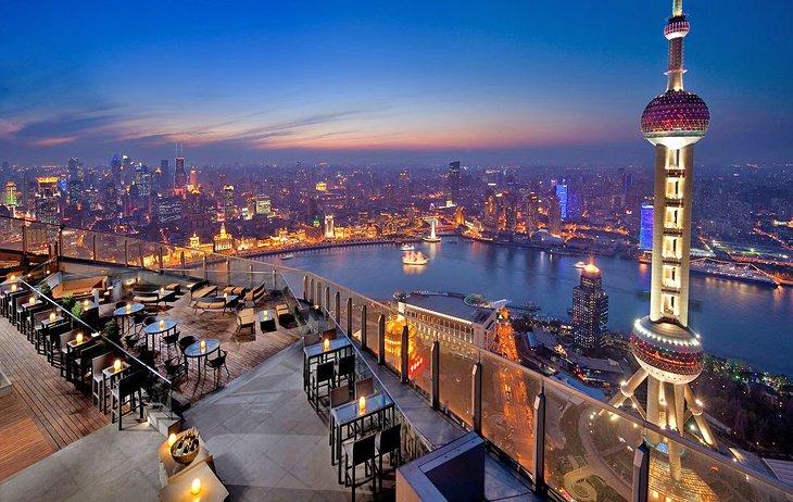 Fuente de la foto: The Ritz-Carlton Shanghai, Pudong