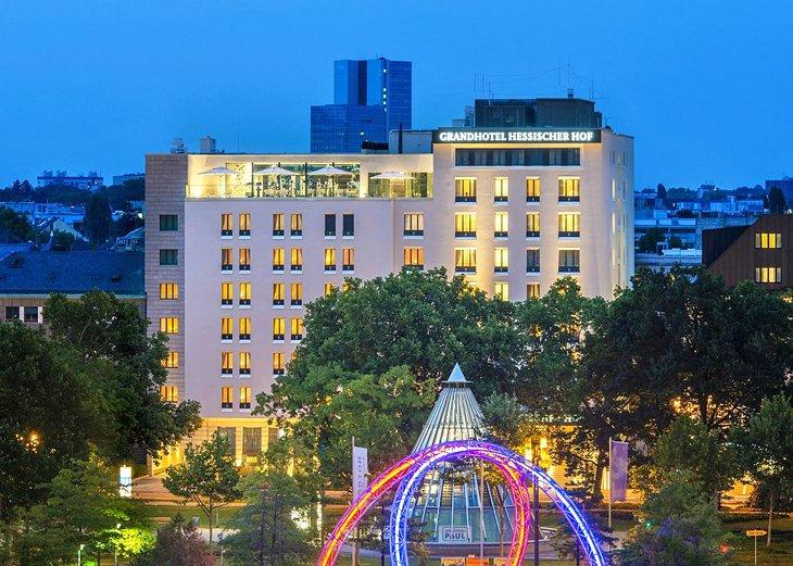 Photo Source: Grandhotel Hessischer Hof - Hotel Frankfurt
