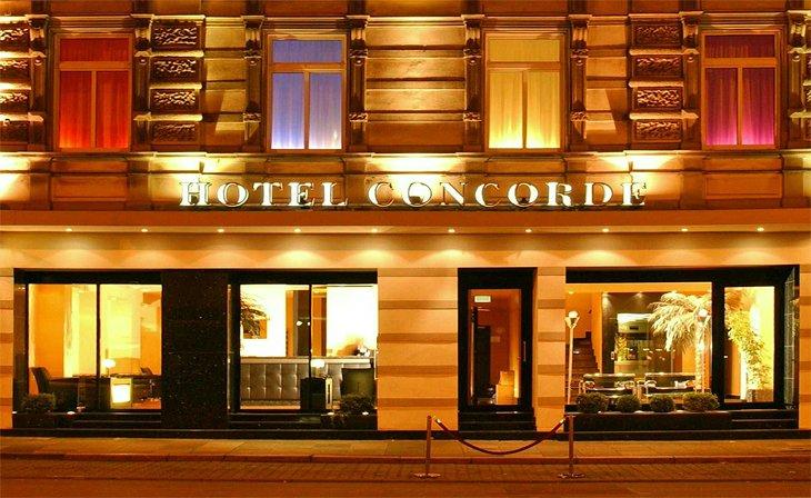 Photo Source: Hotel Concorde