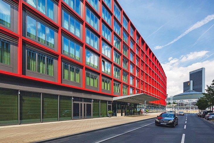 Photo Source: Movenpick Hotel Frankfurt am Main City