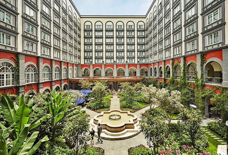 15 Top Rated Hotels In Mexico City Planetware