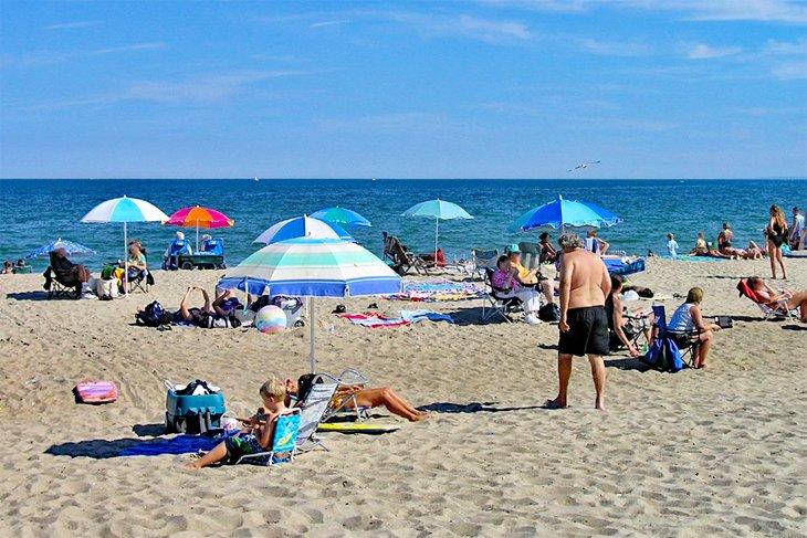 Parque estatal Hampton Beach