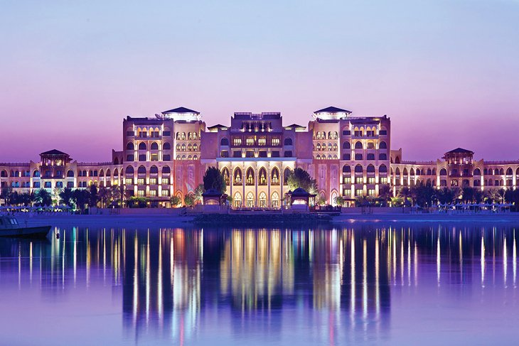 15 Best Hotels In Abu Dhabi Planetware