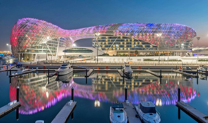 15 Top-Rated Hotels in Abu Dhabi | PlanetWare