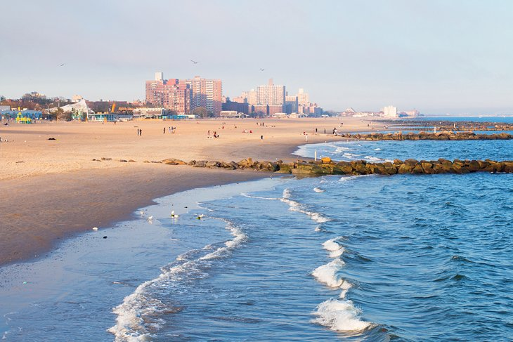 12 Top Rated Beaches In New York City
