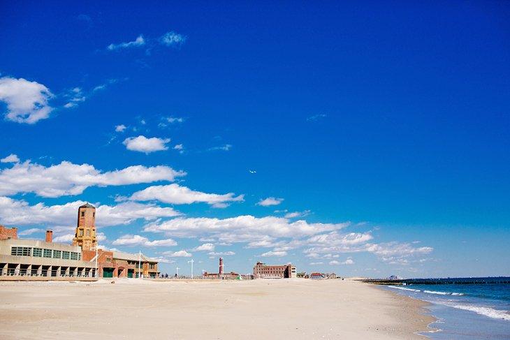Playa del parque Jacob Riis