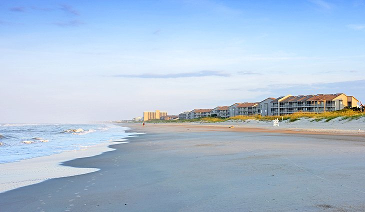 13 Top Rated Beaches In North Carolina