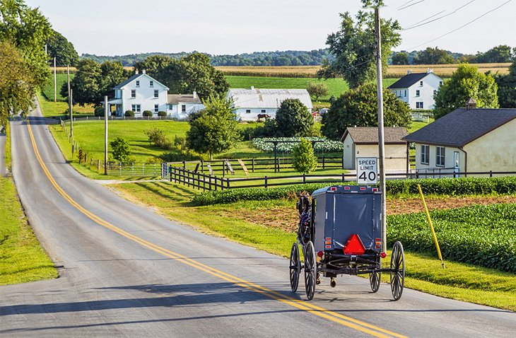 11 Top-Rated Small Towns in Pennsylvania | PlanetWare