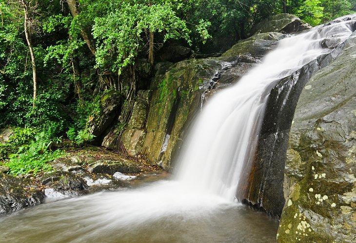 водопад Пала-У