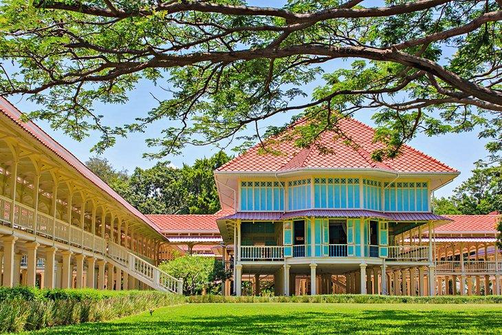 дворец Маруэхатхайяван