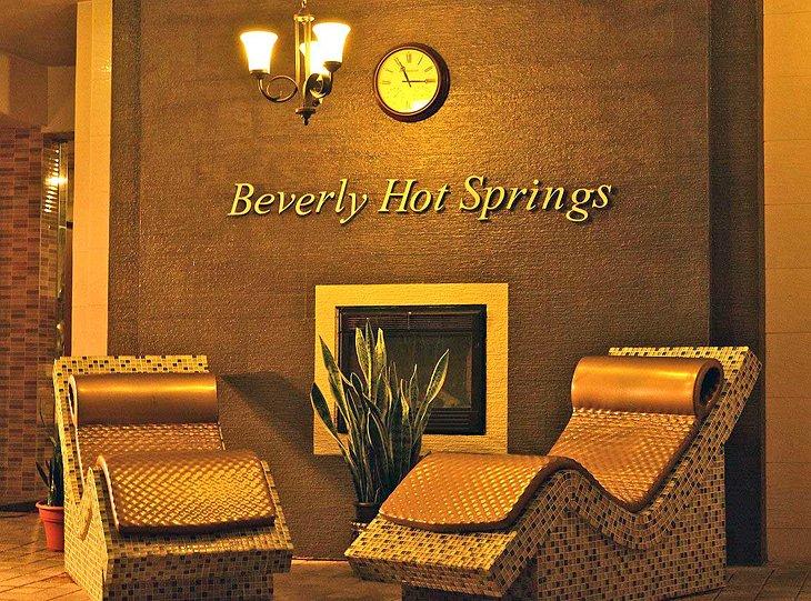 California Hot Springs
