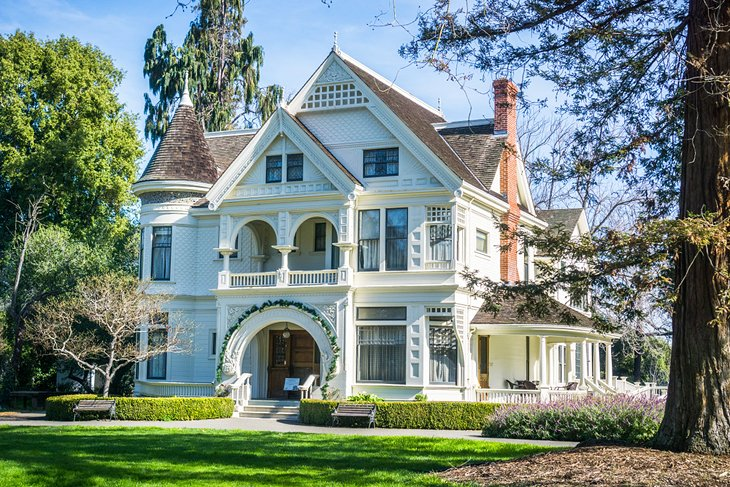 Patterson Mansion, Ardenwood Historic Farm