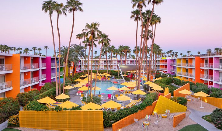 11 Pet Friendly Hotels In Palm Springs Ca Planetware