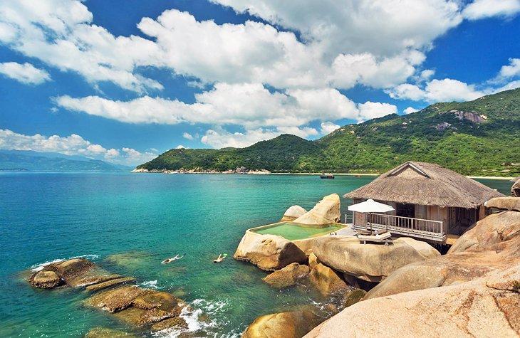 Fuente de la foto: Six Senses Ninh Van Bay