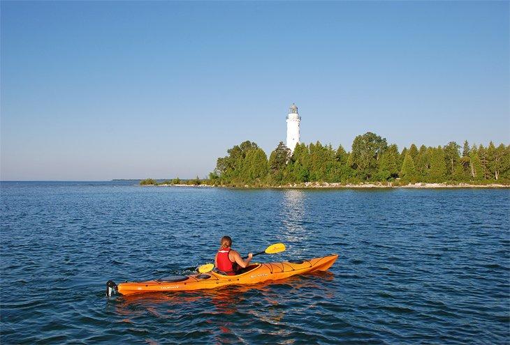 Door County Kayaking: 16 Best Locations | PlanetWare