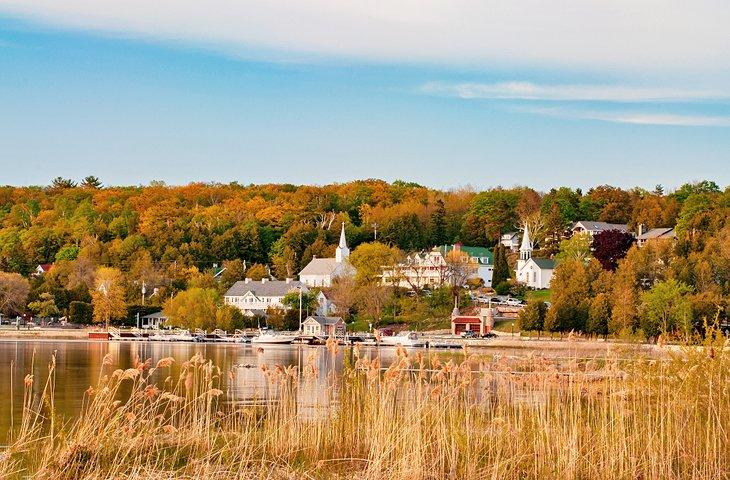 El pueblo de Ephraim en Eagle Harbour