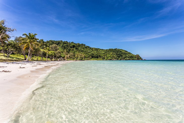 Пляж Бай Сао на Фу Куоке