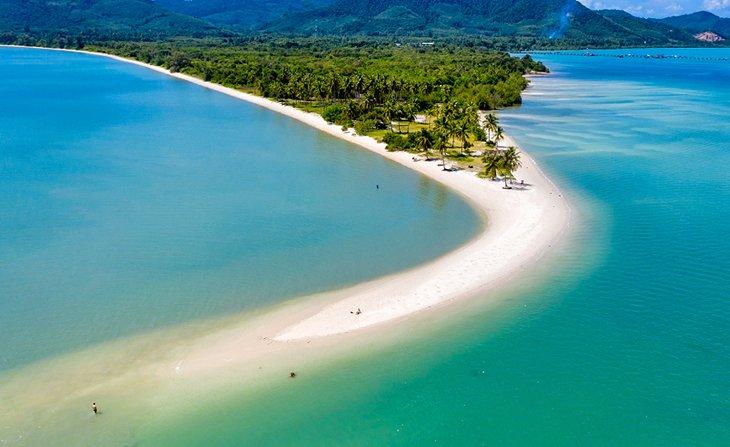 Пляж Лаем Хад на Ко Яо Яй.