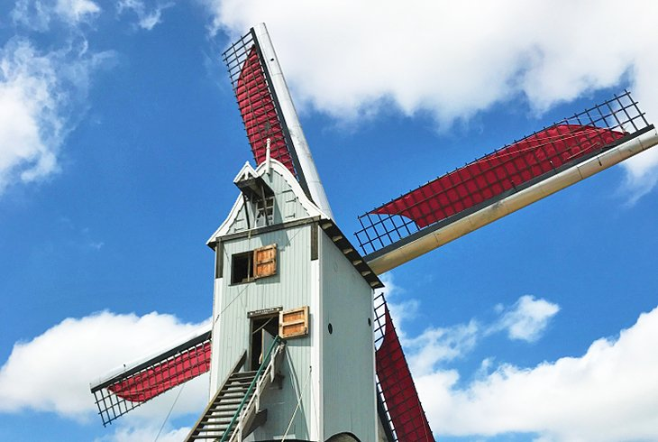 Windmill in Gistel