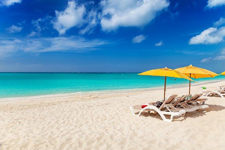 Praia Grace Bay, Turks e Caicos