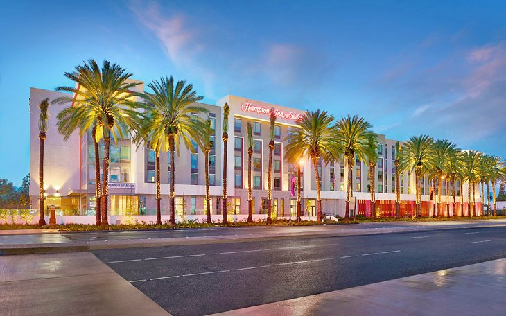 Photo Source: Hampton Inn & Suites Anaheim Resort Convention Center