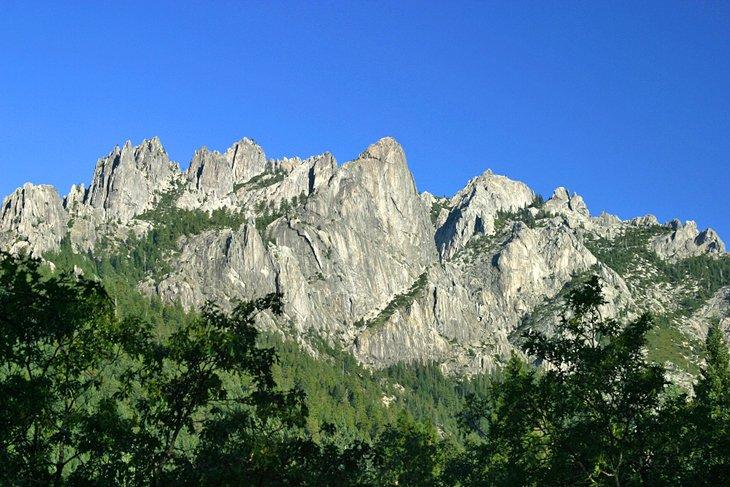 Parque estatal Castle Crags