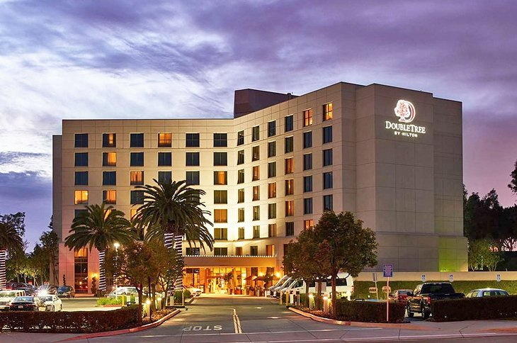 Photo Source: DoubleTree by Hilton Hotel Irvine - Spectrum