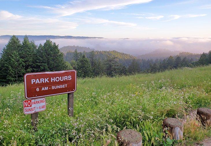 Parque Estatal Castle Rock