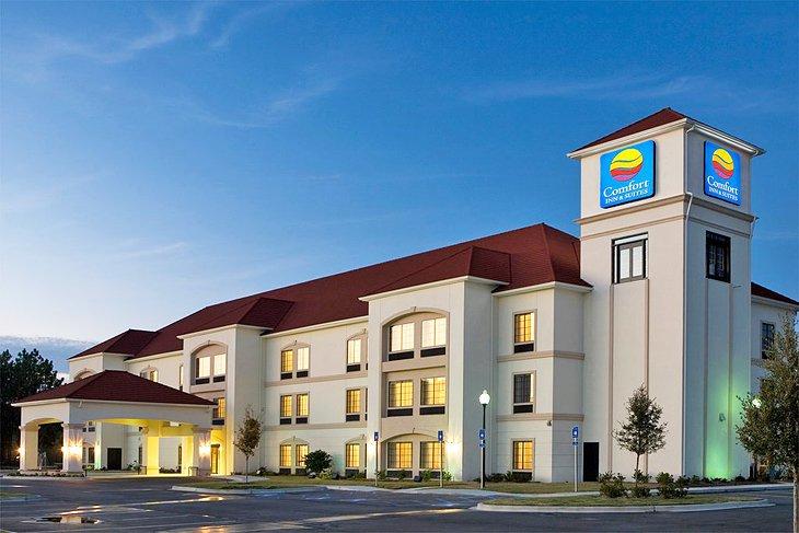 Fuente de la foto: Comfort Inn & amp;  Suites Savannah Airport
