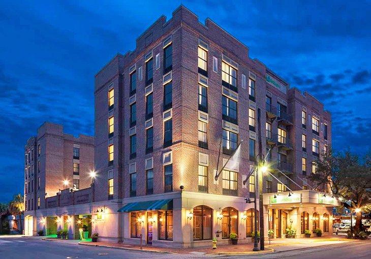 Fuente de la foto: Holiday Inn Savannah Historic District