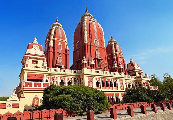 معبد لاکشمی نارایان دهلی هند