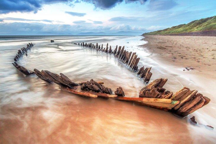 El naufragio Sunbeam en Rossbeigh