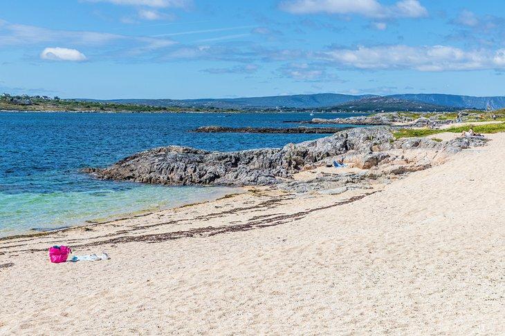 Coral Beach, Condado de Galway