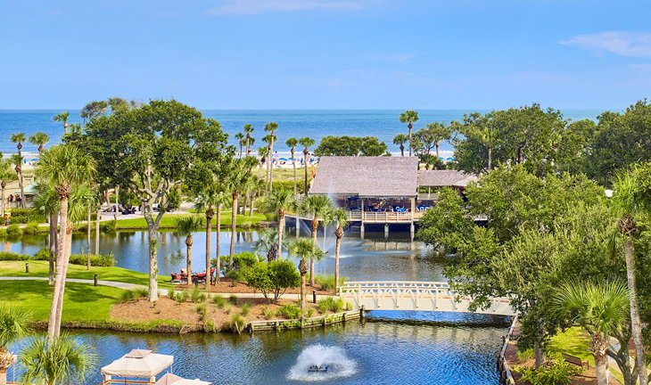 Hilton Head Resorts >> 12 Top Rated Beach Resorts In Hilton Head Sc Planetware