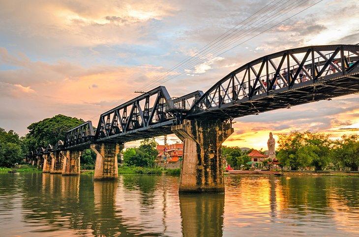 شهر کانچانابوری تایلند