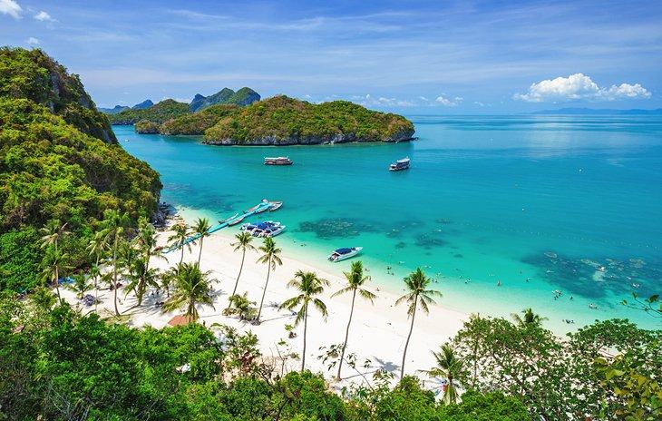 کوه سامویی تایلند