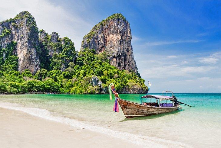 جزایر کرابی تایلند