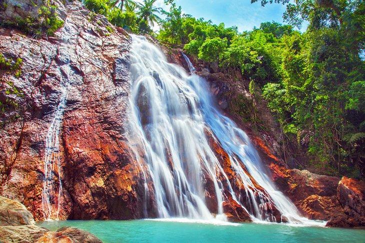 На Муанг 1 водопад
