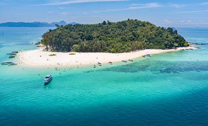 Кох Май Пхай (остров Бамбук)