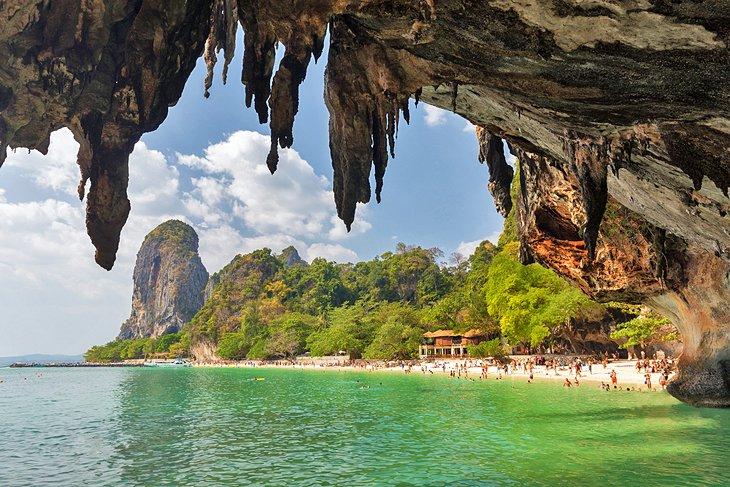 пляж Фра Нанг
