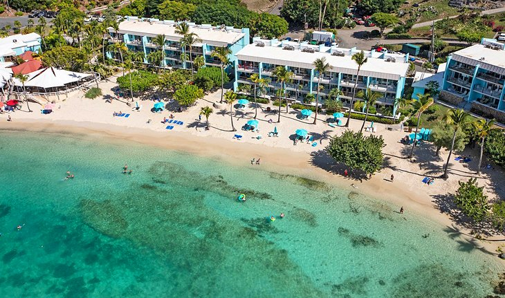 Resorts In The U S Virgin Islands
