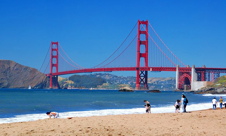 11 Top Rated Beaches In The San