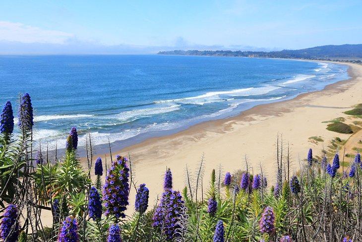 Stinson Beach en el condado de Marin