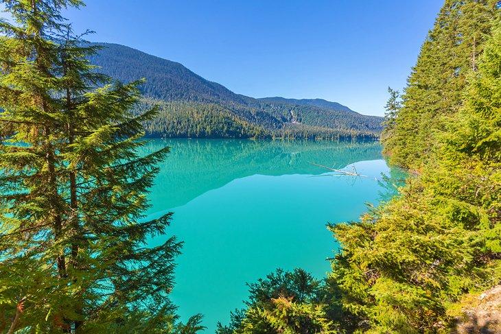 Lago Cheakamus