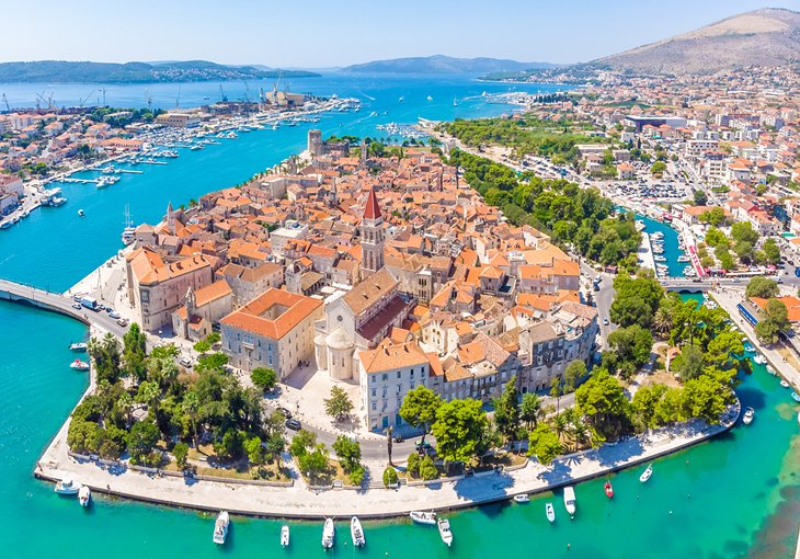 شهر تروگیر کرواسی