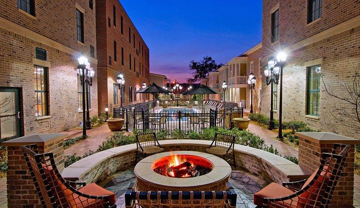 Fuente de la foto: Residence Inn Savannah Downtown / Historic District