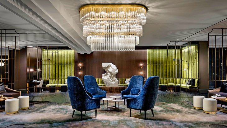 Photo Source: The Gwen, a Luxury Collection Hotel, Michigan Avenue Chicago
