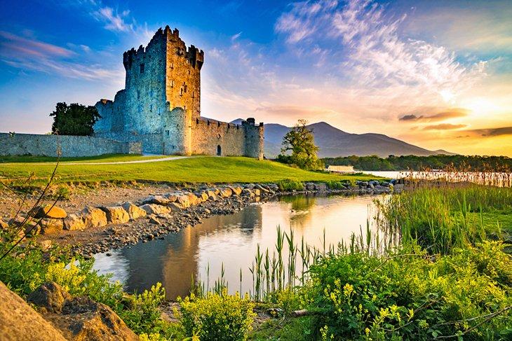 ایرلند در تصاویر: 20 مکان زیبا برای عکاسی