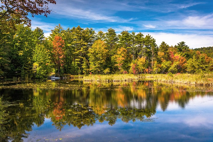 11 Best Small Towns In Maine Planetware