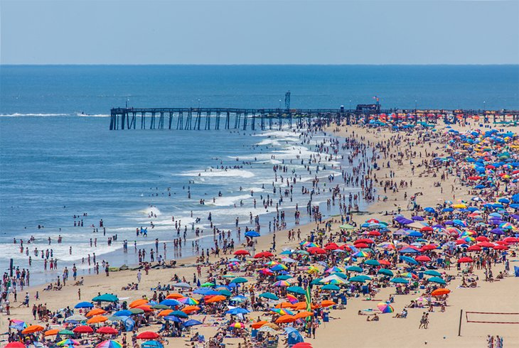 13 Top Rated Beaches In Maryland